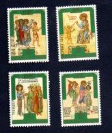 Francobolli Vaticano 1996 4 Valori - Nuovi - Vaticano