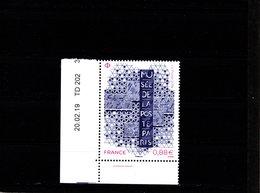 TP Musée De La POSTE Paris 0.88€ 2019  // Coin Daté - Unused Stamps