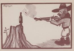 Illustrateurs - Vigneron - Congo Belge - Tir Fusil - N° 10 - Ilustradores & Fotógrafos