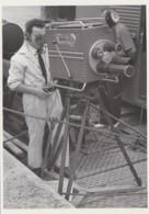 Cinéma - La Caméra Au Fil De L'eau - Bords De Scène - Photographe Maurice Bonnel - Paris Années 1950 - Aventure Carto - Altri