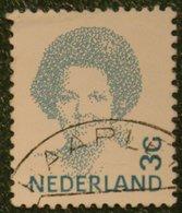 Koningin Beatrix 3 Gld NVPH 1500 (Mi 1456) 1991 1992 Gestempeld / USED NEDERLAND / NIEDERLANDE - 1980-... (Beatrix)