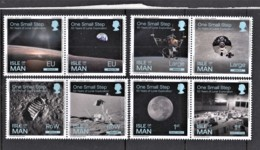 11.- ISLE OF MAN 2019 One Small Step - Europa