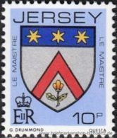 Jersey 1981, Mi. 252 C ** - Jersey