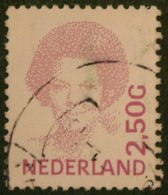 Koningin Beatrix 2,50 Gld NVPH 1499 (Mi 1487) 1991 1993 Gestempeld / USED NEDERLAND / NIEDERLANDE - 1980-... (Beatrix)