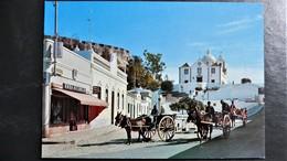 "Uncirculated Postcard, Castro Marim (Algarve), Portugal, ""Architecture"", ""Churches, ""Monuments"", ""Castles"", ""Landscapes"" - Portugal"