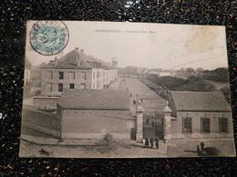Dunkerque, Caserne Jean-Bart, 1907  (i8) - Dunkerque