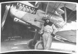 Nos Aviateurs : Lieutenant Devos (Fotochrome) - Airmen, Fliers
