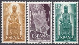 ESPAÑA - SPAGNA - SPAIN - ESPAGNE- 1956 - Serie Completa Di 3 Valori Nuovi MNH: Yvert 883/885. - 1951-60 Nuevos & Fijasellos