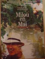 Af Orig Ciné MILOU EN MAI 120X160 Louis Malle(1990) Michel Piccoli Miou Miou - Affiches & Posters