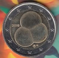 @Y@  Finland   2 Euro Commemorative  2019    (24) - Finlande