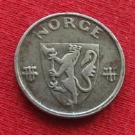 Norway 1 Ore 1941 KM# 387 Noruega Norwegen Noorwegen Norge Norvege Norvegia - Norvège