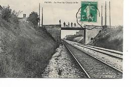 PAYNS - Le Pont Du Chemin De Fer - Autres Communes