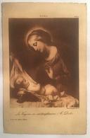 303 La Vergine In Contemplazione - Vergine Maria E Madonne