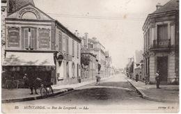 45- MONTARGIS - RUE DU LONGEARD - Montargis