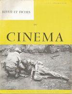 Revue Et Fiches Du Cinema N°203-315 - P. Etaix - La 317e Section - Cinéma
