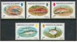 "-Guernsey-1985-""Fish Issue"" MNH(**) - Guernsey"