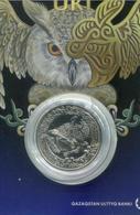 Kazakhstan - 100 Tenge 2019 Owl UNC Lemberg-Zp - Kazakhstan