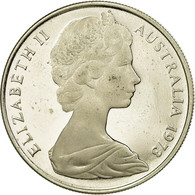 Monnaie, Australie, Elizabeth II, 10 Cents, 1973, Proof, SUP, Copper-nickel - Decimal Coinage (1966-...)