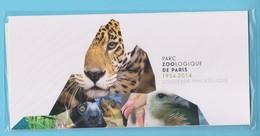 J.P.S. -  France - Bloc Feuillet Souvenir - N° 96 - Sous Blister - Parc Zoologique De Vincennes - Blocs Souvenir