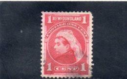TERRE-NUEVE 1897-1901 O - Newfoundland