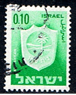 ISRAEL 332 // YVERT 276 // 1965-67 - Israel
