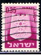 ISRAEL 334 // YVERT 281 // 1965-67 - Israel