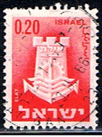 ISRAEL 335 // YVERT 279 // 1965-67 - Israel
