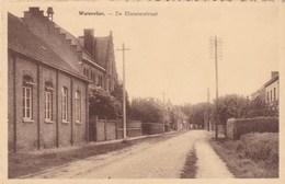 Watervliet, De Kloosterstraat (pk65830) - Sint-Laureins