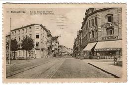 Blankenberghe - Bd De Smet-de Nayer - Café Hôtel Des Monuments - Voir Scan - Blankenberge