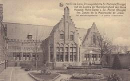 Het Onze Lieve Vrouwgesticht Te St Michiels, Brugge, Het Waarnemingskwartier (pk65842) - Brugge