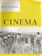 Revue Et Fiches Du Cinéma N°197-313 - La 317e Section - P. Schoendoerffer - Cinéma