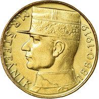 Monnaie, Tchécoslovaquie, 10 Korun, 1991, SUP, Nickel-Bronze, KM:153 - Tchécoslovaquie