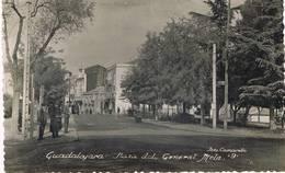 GUADALAJARA (Espagne) - Plaza Del General Mola - Place Du Général Mola - Animée - Guadalajara