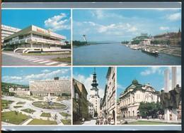 °°° 14812 - SLOVAKIA - BRATISLAVA - VIEWS - 1992 With Stamps °°° - Slovacchia