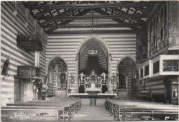 Valvasone (Pordenone): Interno Del Duomo. Viaggiata 1963 - Pordenone