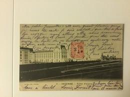 OOSTENDE 1906  OSTENDE HOTEL PALACE - Oostende