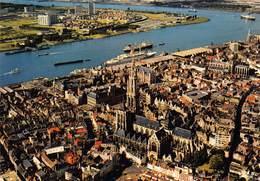 Anvers Antwerpen Panorama Reclame Luchtfoto's Isselée Déménage Aeromedia   Barry 3948 - Antwerpen