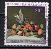 MDG - 476° - FRUITS DE MADAGASCAR - Madagascar (1960-...)