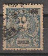 ZAMBEZIA CE AFINSA 54 - USADO - Zambezia