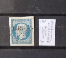 12 - 19 //  France N° 14 Oblitération 1118 - Donnemarie En Montoie - Seine Et Marne - Marcophilie (Timbres Détachés)