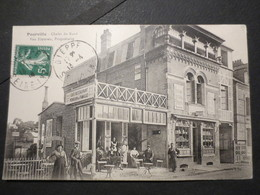 76 - Pourville - CPA - Châlet Du Nord Van Fleteren , Propriétaire - 1904 - BE - - Frankreich
