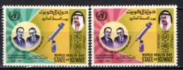 KUWAIT - 1971 - World Health Day; Discoverers Of Insulin - MNH - Kuwait