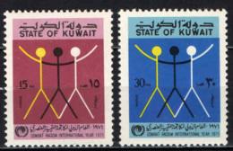 KUWAIT - 1971 - Intl. Year Against Racial Discrimination - MNH - Kuwait