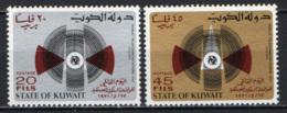KUWAIT - 1971 - 3rd World Telecommunications Day - MNH - Kuwait