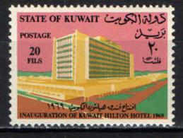 KUWAIT - 1969 - Opening Of The Kuwait Hilton Hotel - MNH - Kuwait