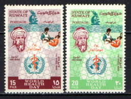 KUWAIT - 1969 - Issued For World Health Day, Apr. 7 - MNH - Kuwait