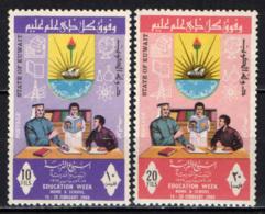 KUWAIT - 1969 - Issued For Education Week - MNH - Kuwait
