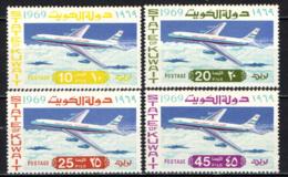 KUWAIT - 1969 - Introduction Of Boeing 707 Service By Kuwait Airways - MNH - Kuwait