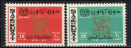 KUWAIT - 1969 - 50th Anniv. Of The ILO - MNH - Kuwait