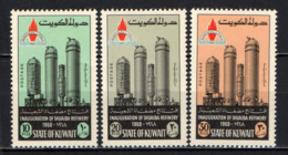 KUWAIT - 1968 - Opening Of Shuaiba Refinery - MNH - Kuwait